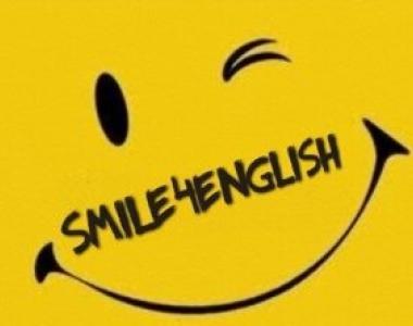 ابتسم للإنجليزية